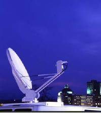 AVL1200 DSNG碳纤维天线系统