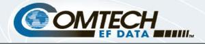美国 Comtech EFdata 公司