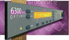 FM6300音频处理器