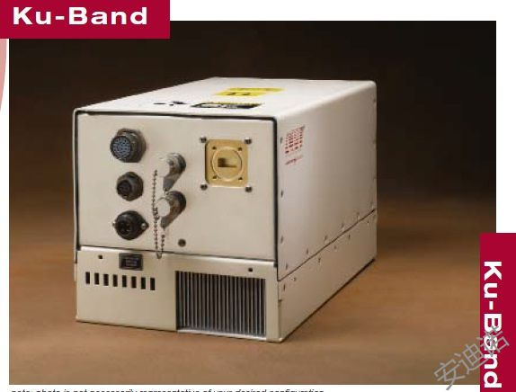 CPI 200W行波管 室外型 卫星功放