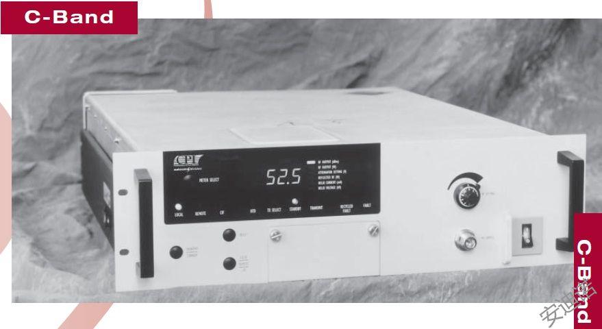 CPI 400W行波管 室内型 卫星功放
