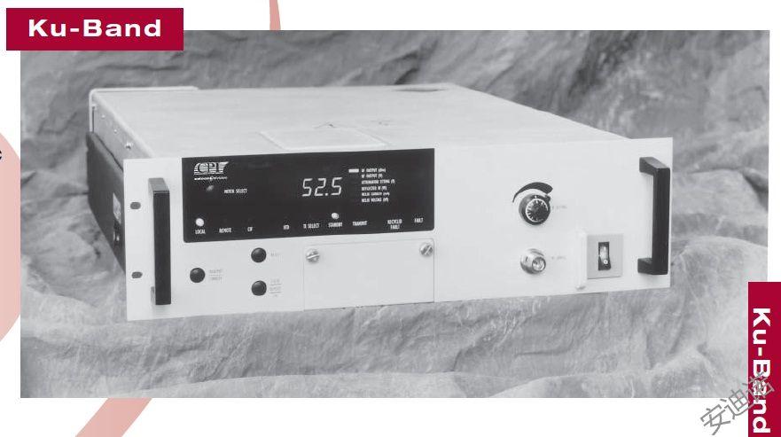 CPI 200W行波管 室内型 卫星功放
