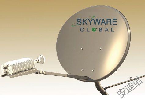 69cm RxTx Ka Band Antenna System