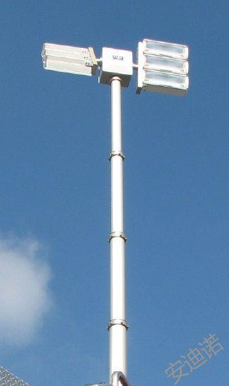 升降照明塔和摄像监控系统