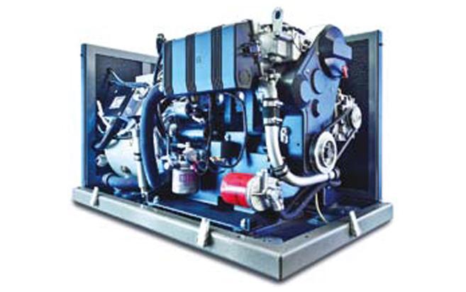 标准发电机