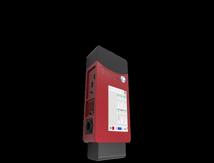 3G/4G/4K传送设备-QuaddroLink