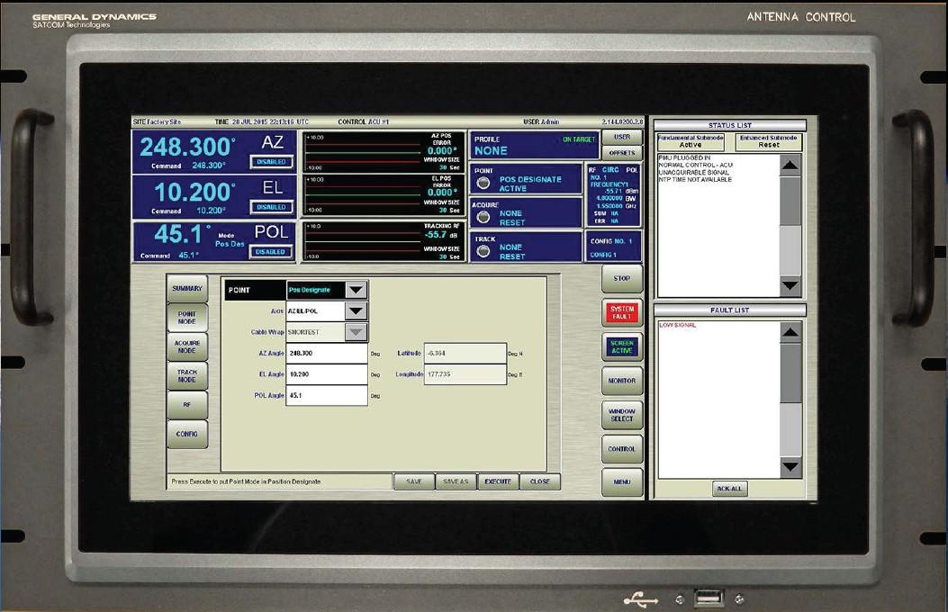 990天线控制系统