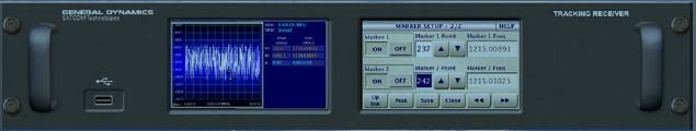 跟踪接收器- 500系列