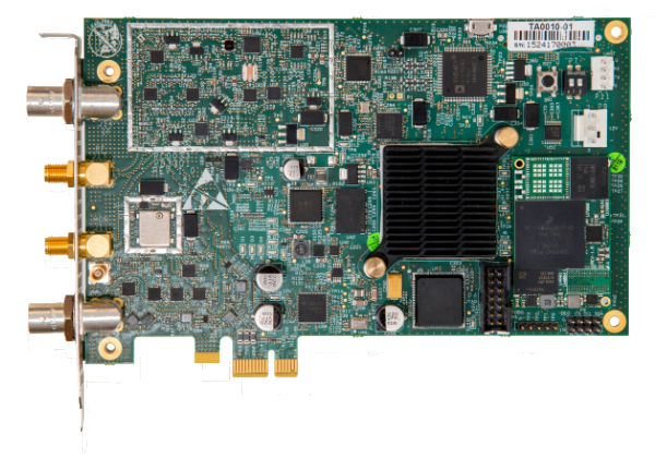 NovelSat NS10C/NS20C Satellite Modulator Card