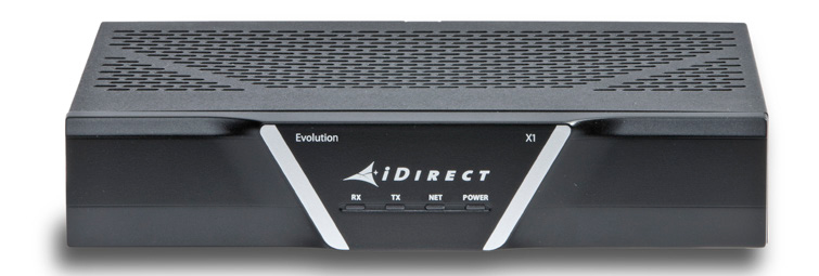 Evolution X1 Series Satellite Router
