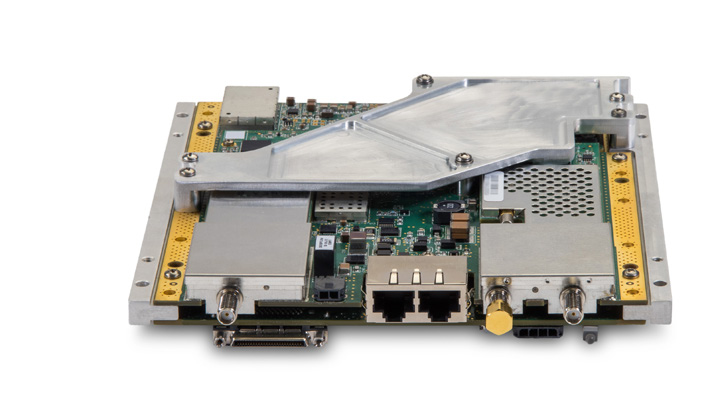 Integrated Satellite Router Board