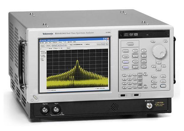 RSA6114A Tektronix Spectrum Analyzer