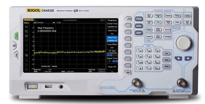 DSA832E-TG Rigol Spectrum Analyzer
