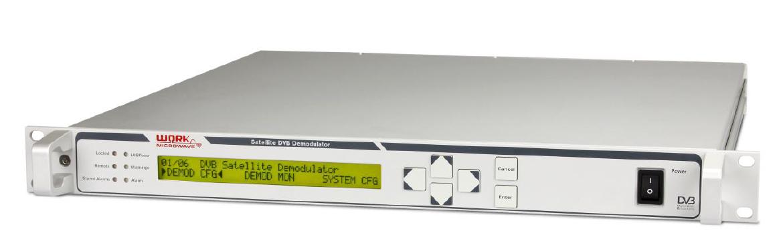 DVB-S2 Demodulator